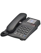 Interquartz Gemini IQ333EHS Analogue integrated EHS phone for Hotel