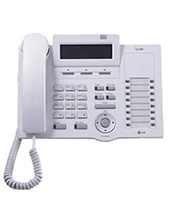 LG Nortel LDP 7016D Digital Phone (White)