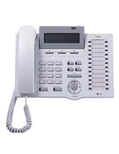 LG Nortel LDP 7024D Digital Phone (White)