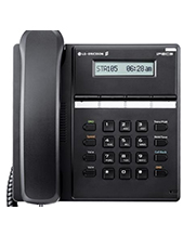 LG iPECS 8004D IP Phone (Black)