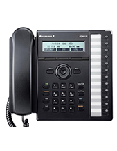 LG iPECS 8012D IP Phone (Black)