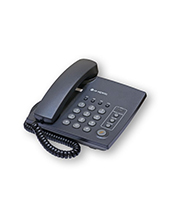 LG LKA-200 Analogue Phone (Black)