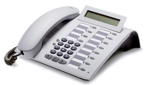 Siemens Telephone System Handsets optiPoint 500 Standard