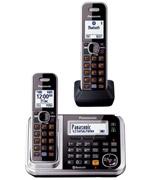 Panasonic KX-TG7892AZS Cordless Phone - TWIN KIT KX-TG7892