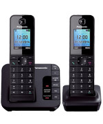 Panasonic KX-TGH222 Cordless Phone TWIN