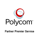 1-year Partner Premier Technical Support License (For Polycom RealPresence EduCart 500-720p HD Codec with EagleEye IV-12x Camera and No Display)