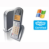 Download User Instructions Manuals Philips VoIP-321 Skype DECT Call for free - Cordless Phone