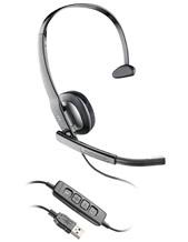 Plantronics Blackwire C310 Monaural USB PC Headset w Inline controls, UC Standard (85618-02)