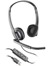 Plantronics Blackwire C320 Stereo USB PC Headset, UC Standard (85619-02)