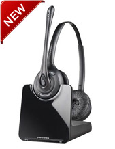 Plantronics CS520 Wireless Headset (84692-03)
