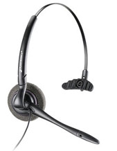 Plantronics DuoSet Noise Cancelling Headset (45273-11)
