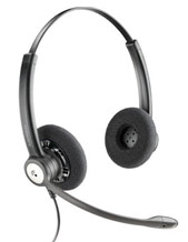 Plantronics Entera Wideband Binaural Noise Cancelling Headset (79181-02)