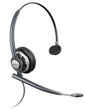 Plantronics EncorePro Wideband Single Ear Noise Canceling Headset (78712-01)