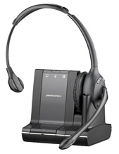 Plantronics Savi 3-in-1 Wireless Headset DECT (83545-04)