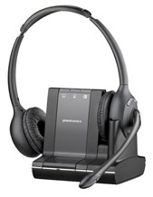 Plantronics Savi 3-in-1 Wireless Headset DECT (83544-04)