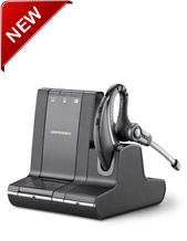 Plantronics Savi 3-in-1 Wireless Headset DECT (83543-04)