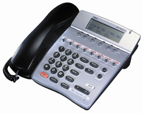 NEC Telephone 8 Button Digital Telephone DTR-8D-1A (Used Refurbished Secondhand)