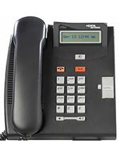 Commander Nortel T7100 Display Phone (Black)