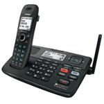 Uniden XDECT 8055 Cordless Phone System with Answering Machine, Uniden XDECT8055 Extended Long Range Cordless Telephone System