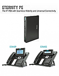 Matrix Eternity PE Phone System - 2 Lines, 2 Digital Handsets