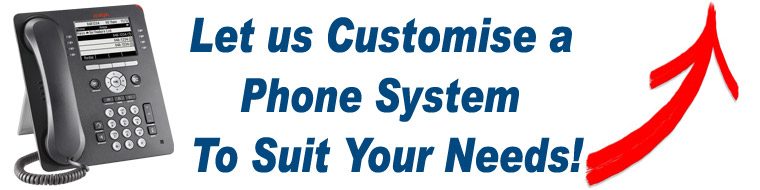 customise phone system to your business needs